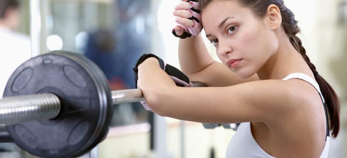 Как правильно тренироваться девушке в тре