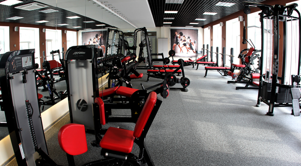 Тренажерный зал для начинающих