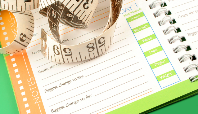 скачать программу дневник похудения