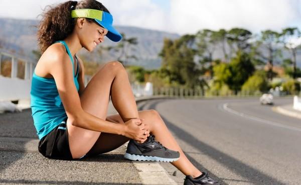 Boljat nogi posle trenirovki